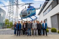 Airbus Helicopters mit EUROAVIA Stuttgart