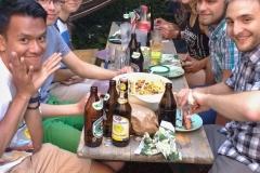 Grillfest Gruppe