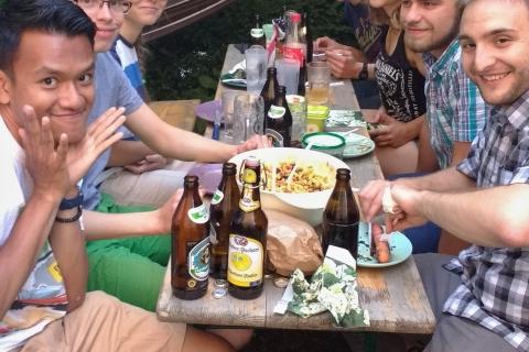 Sommergrillfest