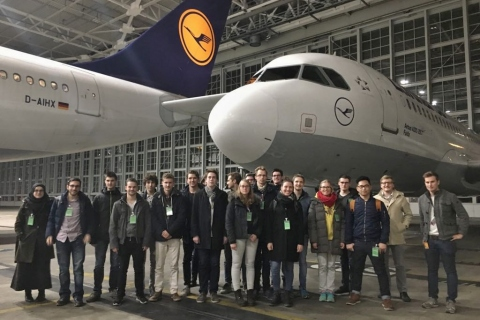 Lufthansa Technik München