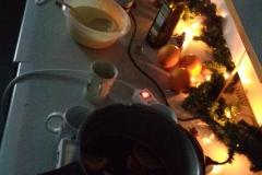 Waffeln & Glühwein