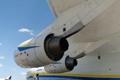 Antonov 225 Triebwerke