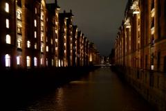 Hamburg_SpeicherstadtBeiNacht